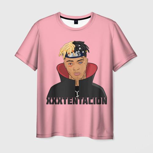 Мужская футболка 3D XXXtentacion (1)