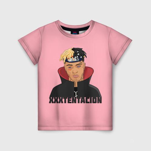 Детская футболка 3D XXXtentacion (1)