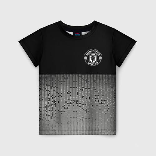 Детская футболка 3D Манчестер Юнайтед ФК