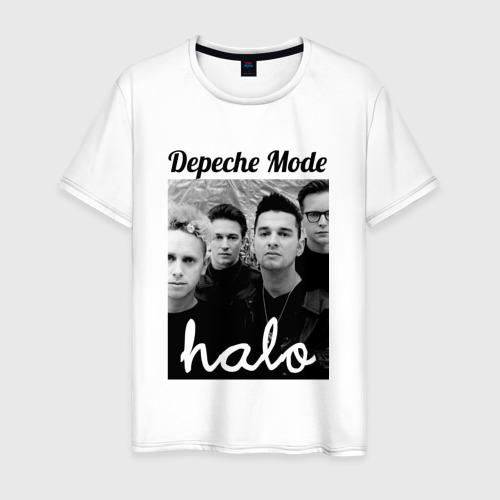Мужская футболка хлопок Depeche mode