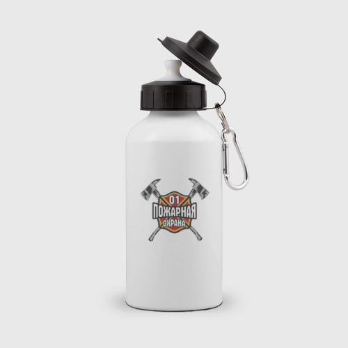 Бутылка спортивная Пожарная охрана