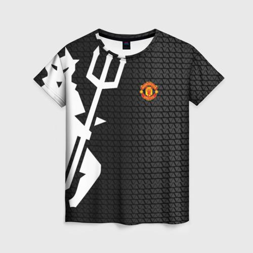 Женская футболка 3D F.C.M.U SPORT