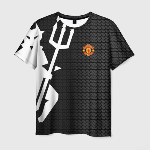 Мужская футболка 3D F.C.M.U SPORT