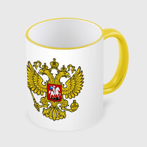 Кружка с полной запечаткой Russia