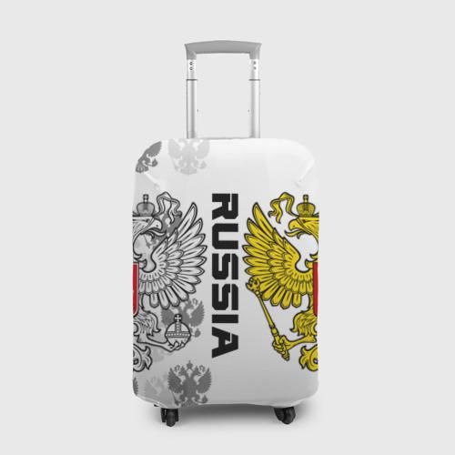Чехол для чемодана 3D Russia