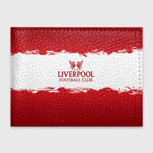 Обложка для студенческого билета Liverpool FC