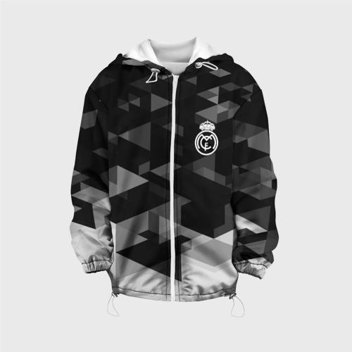 Детская куртка 3D Real Madrid Geometry Sport