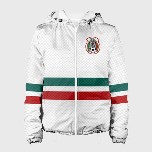 Женская куртка 3D Гостевая форма Мексики