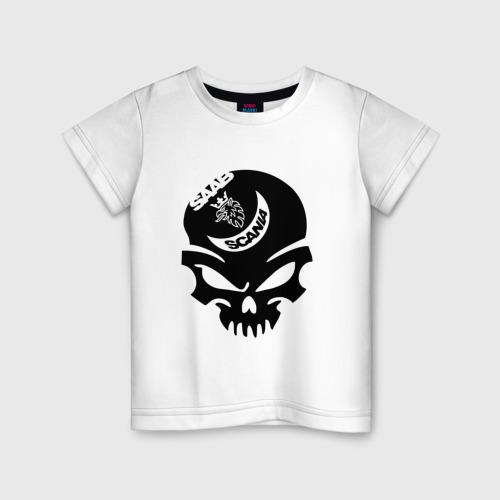 Детская футболка хлопок Saab