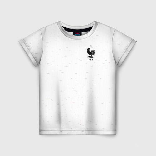 Детская футболка 3D France WC 2018