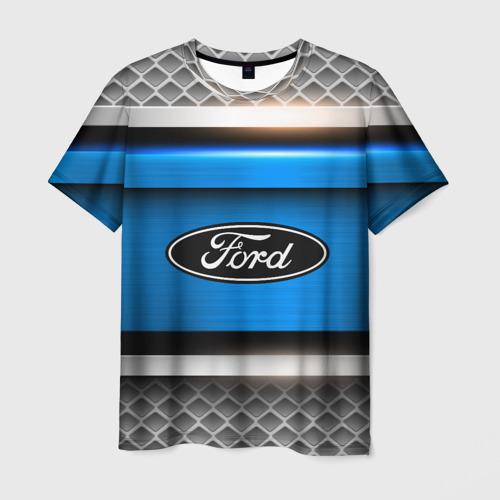 Мужская футболка 3D FORD SPORT