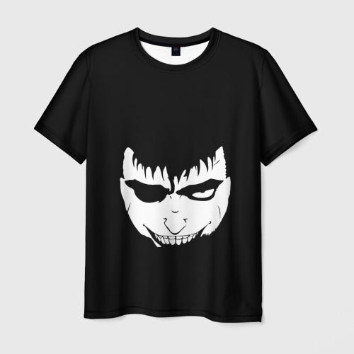 Мужская футболка 3D Hand of God 2