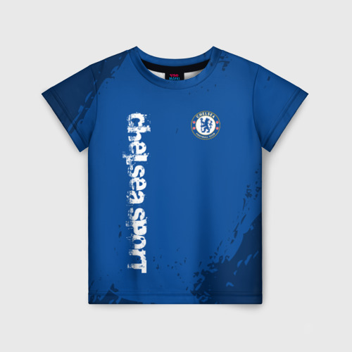 Детская футболка 3D CHELSEA SPORT