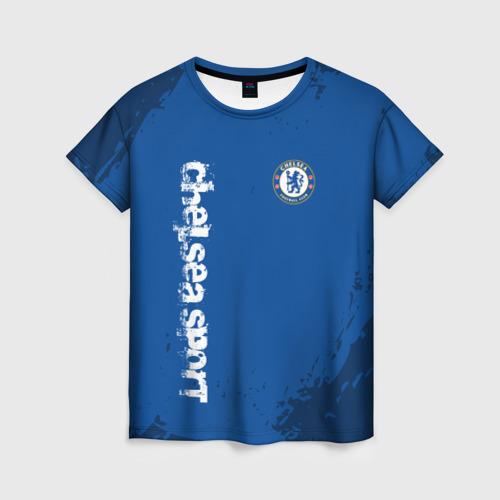 Женская футболка 3D CHELSEA SPORT