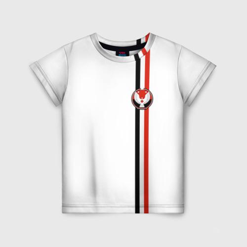 Детская футболка 3D Удмуртская республика