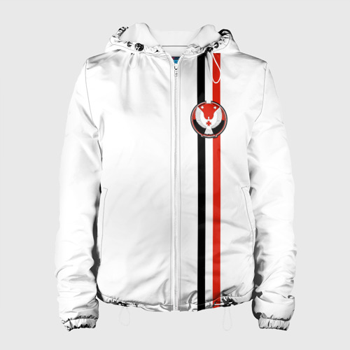 Женская куртка 3D Удмуртская республика