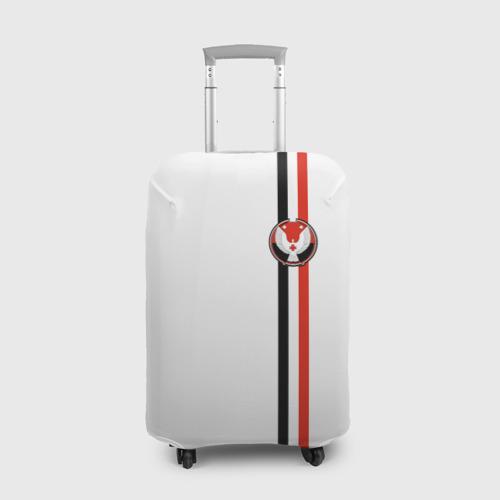 Чехол для чемодана 3D Удмуртская республика