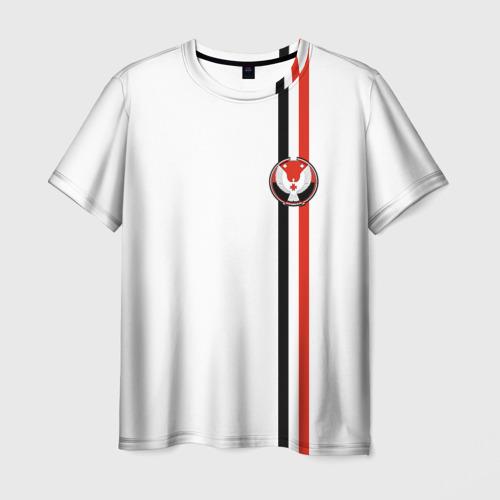 Мужская футболка 3D Удмуртская республика