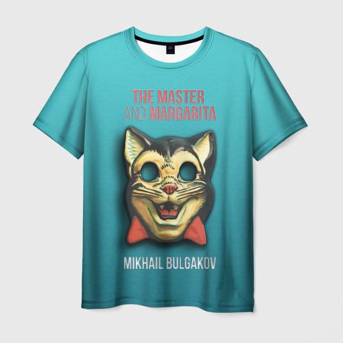 Мужская футболка 3D Master and Margarita