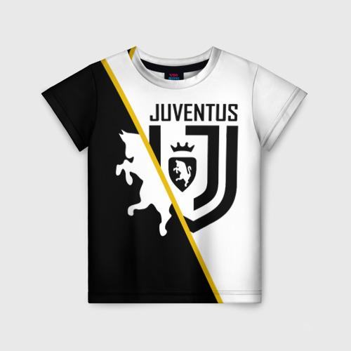 Детская футболка 3D JUVENTUS.