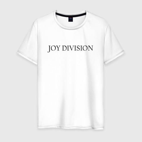 Мужская футболка хлопок Joy Division