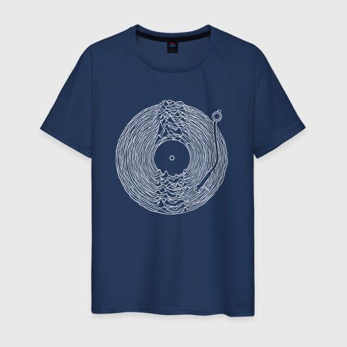 Мужская футболка хлопок Soundscape