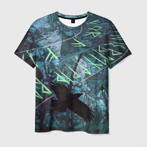 Мужская футболка 3D Atreus