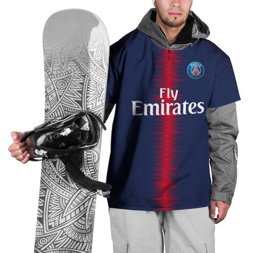 Накидка на куртку 3D home 18-19 official