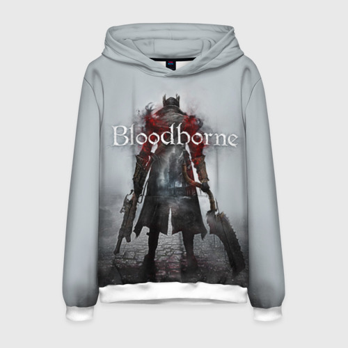 Мужская толстовка 3D Bloodborne