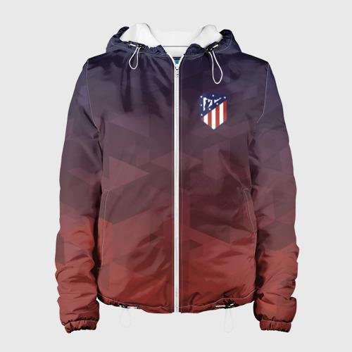 Женская куртка 3D ATLETICO MADRID