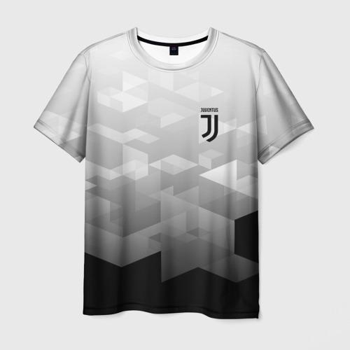 Мужская футболка 3D JUVENTUS SPORT