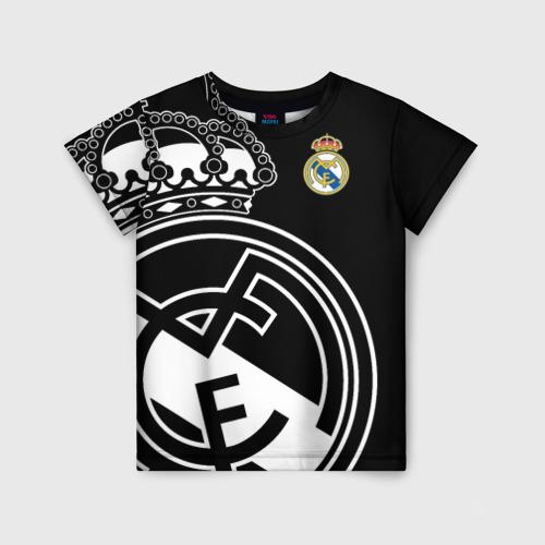 Детская футболка 3D Real Madrid Exclusive