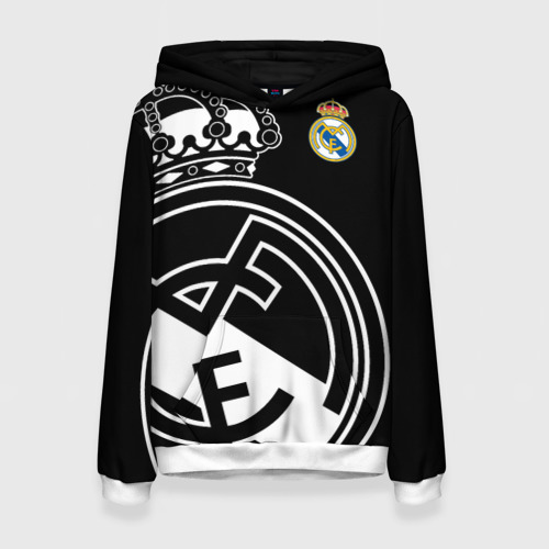 Женская толстовка 3D Real Madrid Exclusive