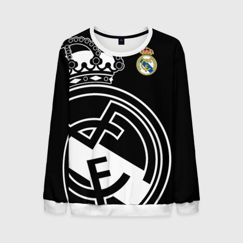 Мужской свитшот 3D Real Madrid Exclusive