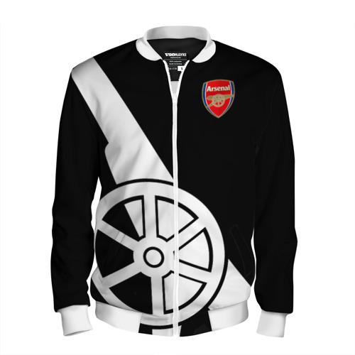Мужской бомбер 3D Arsenal Exclusive