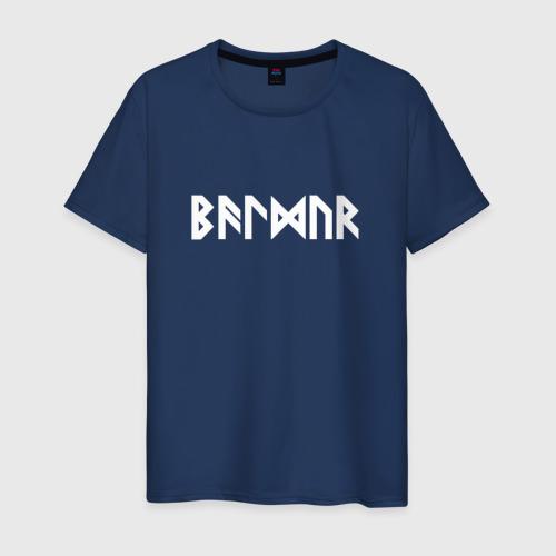 Мужская футболка хлопок God of War - Baldur