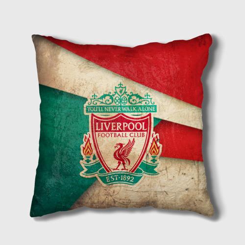 Подушка 3D Ливерпуль олд