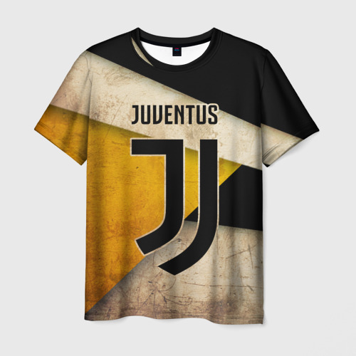 Мужская футболка 3D Ювентус олд