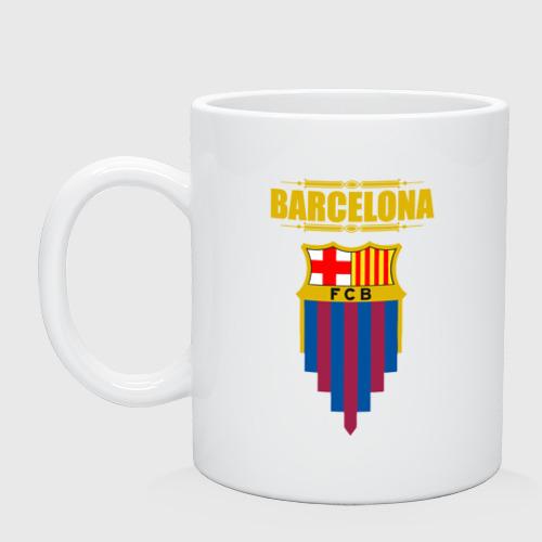 Кружка Barcelona