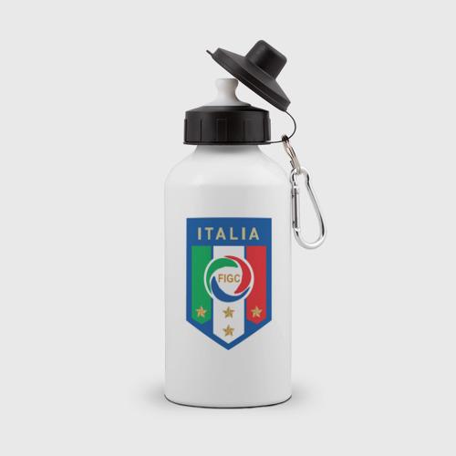 Бутылка спортивная Сборная Италии