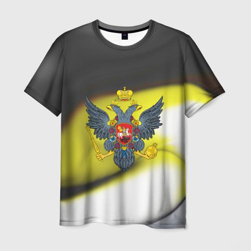 Мужская футболка 3D Российская империя