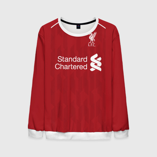 Мужской свитшот 3D Liverpool home 18-19