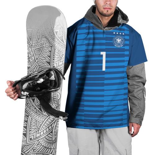 Накидка на куртку 3D Neuer WC 2018