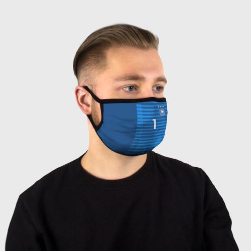 Маска защитная (+5 фильтров) Neuer WC 2018