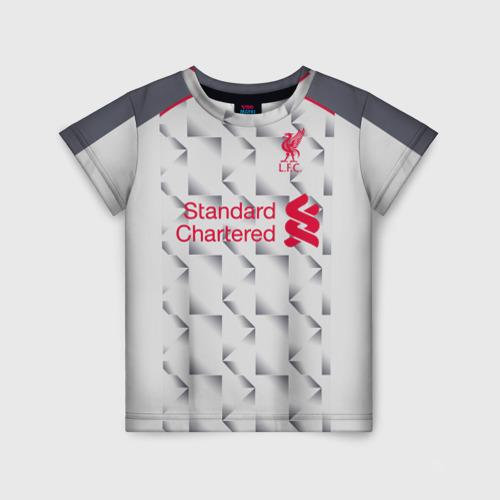 Детская футболка 3D Salah alternative 18-19