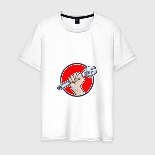 Мужская футболка хлопок Мастер на все руки