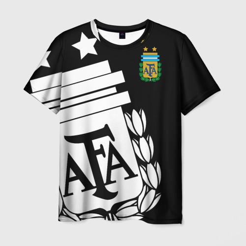 Мужская футболка 3D Argentina Exclusive
