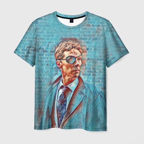 Мужская футболка 3D Melrose