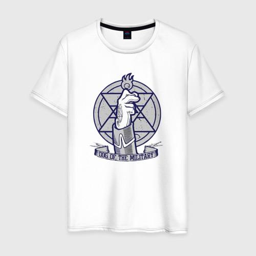 Мужская футболка хлопок символ Роя Мустанга