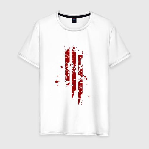 Мужская футболка хлопок Skrillex